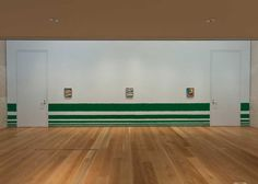 Sightings: Martin Creed March 26, 2011 - August 21, 2011 | Exhibition - Nasher Sculpture Center