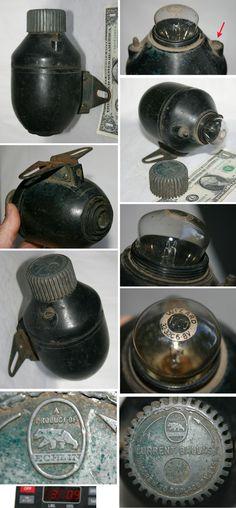 Vintage Echlin Current Ballast Wizard 1300 ignition COIL light lamp regulator.   Visit ballasts.com