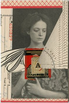 collage: darksilenceinsuburbia:Angelica Paez, Vacancy, 2011