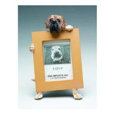 ESPETS English Mastiff Picture Frame #BullyDogNation