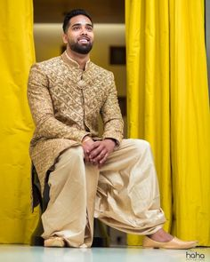 10 Colours Every Groom Must Try This Season! Bride And Groom Gifts, Wedding Gifts For Bride, Wedding Couples, Wedding Looks, Red Wedding, Wedding Season, Groom Trends, Red Kurta, Straight Cut Pants