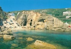 Properties - Carn Scathe, self-catering holiday cottage at Porthgwarra, Land's End, Cornwall: First & Last Cottages Places In Cornwall, Cornish Cottage, Holiday Day, Holiday Accommodation, Lands End, Cottages, Surfing, Scenery, Places To Visit