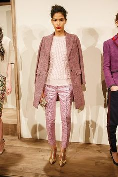 All the Looks: J.Crew's Colorful, Opulent Fall 2013 Collection
