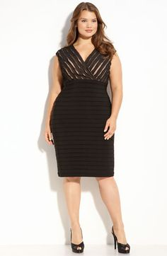 Gorgeous, sophisticated, plus-size so it will fit me! But... $188. That's a lot of dough, and I don't really have an occasion for it.