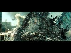 VFX breakdowns of Transformers: Dark of the Moon (video)