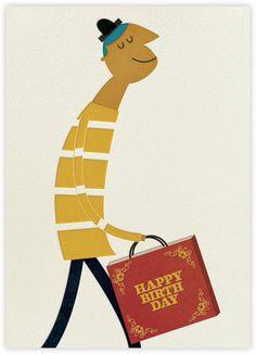 Birthday Bag (Blanca Gomez) - Paperless Post