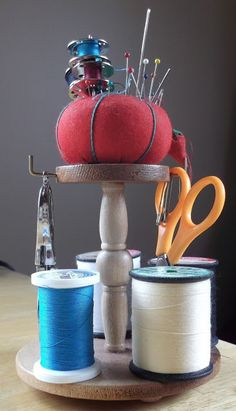 sewing carrousel
