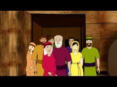 Children's Video: God's Rainbow Promise to Noah #ark