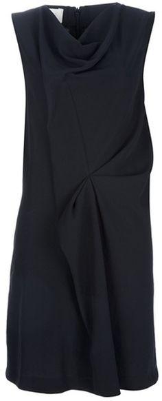 CACHAREL Fold Detail Dress