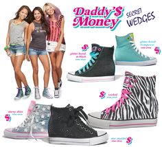 daddy's money shoes   Daddy's Money