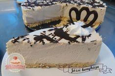 Kávés sajttorta Sweets, Cooking, Recipes, Food, Oreos, Dessert Ideas, Cakes, Sweet Pastries, Meal