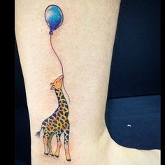 50  Elegant Giraffe Tattoo Meaning and Designs � Wild Life on Your Skin