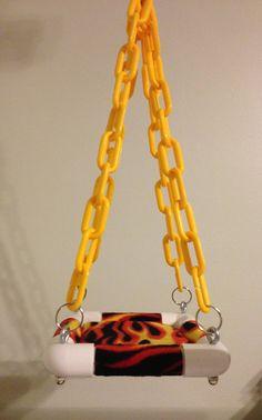 Trampoline toy