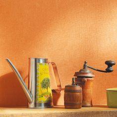 Collection CAVAILLON  #wallpaper #papierpeint #kitchen #cuisine #decoration