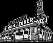Deluxe Town Diner   Watertown, MA. mmmmm breakfast