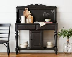 Elyse Sideboard Hutch & Base - Magnolia Home Hickory Furniture, Western Furniture, Furniture Sale, Dining Furniture, Furniture Decor, French Furniture, Furniture Online, Luxury Furniture, Painted Furniture