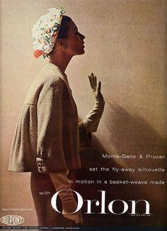 Vintage Advertisement featuring Monte,Sana and Pruzan