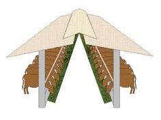 Resultado de imagen para como orientar corrales de bovinos