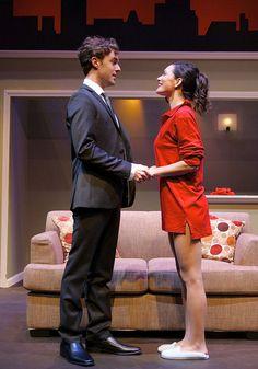 A or B? World Premiere at The Falcon Theatre Review – Slick Romantic Comedy | Splash Magazines | Los Angeles
