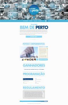 Reformulação hotsite O Globo