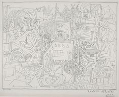 1stdibs.com   Pablo Picasso - Jardins a Vallauris
