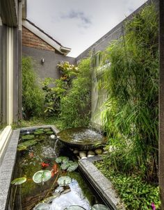 Top 10 Beautiful Zen Garden Ideas For Backyard If you're interested in how to make a Japanese garden, it can readily be completed in your backyard. A Japanese garden isn't an exercise in producing the most important and the ideal. Backyard Garden Landscape, Pond Landscaping, Modern Backyard, Ponds Backyard, Backyard Ideas, Japanese Garden Backyard, Garden Villa, Country Landscaping, Backyard Designs