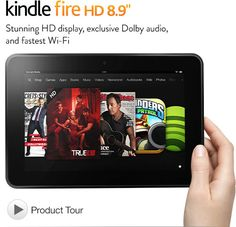 Kindle Fire HD - Stunning Screen and Dolby Audio - Simply awesome. Connected Life, Best Sci Fi, Amazon Kindle Fire, Free Books Online, Free Kindle Books, Audio Books, Wifi, How To Find Out