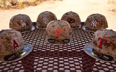 b1b334c5a34 New Era Authentic Collection On-Field 2013 Memorial Day Stars and Stripes  Fitted Hat   37.99.