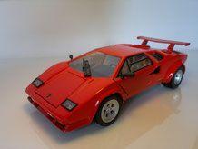 Lamborghini Countach 1/24