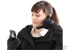 Rękawiczki Bluetooth Hi-Fun. Od teraz nie potrzebujesz już słuchawki, możesz rozmawiać za pomocą rękawiczek!