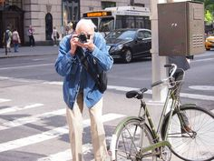 There's A Petition To Rename Major NY Junction 'Bill Cunningham Corner'   Fashion Magazine   News. Fashion. Beauty. Music.   oystermag.com