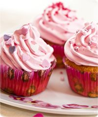 Muffinit ja kuppikakut - Dansukker