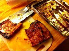 Rytmikeittiö: Paahdettu porsaankylki murhaavalla BBQ-kastikkeella