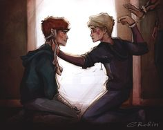 """enotrobin: """" """"You've got twenty minutes. Let's keep this orderly and have only one person up at a time."""" """"I'm sorry,"""" Nathaniel said. """"Say it again and I will kill you"""" (I did it and they did it with me, my boys) """" Fanart, Character Inspiration, Character Art, Captive Prince, Kings Man, Cute Gay Couples, Film Serie, Book Fandoms, Zombie Apocalypse"""