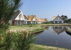 Voortgang bouw Buitenplaats Witte Raaf aan Zee te Noordwijk - 4 juni 2016 - Van Wijnen Recreatiebouw BV