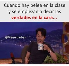 Memes Funny Videos, Funny Images, Funny Pictures, Funny Spanish Memes, Lol So True, Funny Facts, Best Memes, True Stories, Laughter
