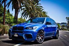 platinum motorsport BMW X5M