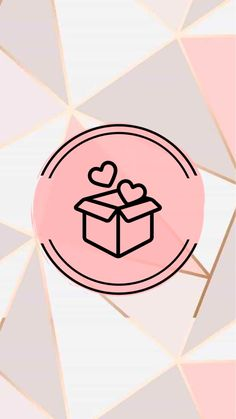 Pink Instagram, Story Instagram, Instagram Logo, Instagram Feed, Rose Gold Wallpaper, Iphone Wallpaper Glitter, Cute Wallpaper Backgrounds, Violette Highlights, Gift Logo