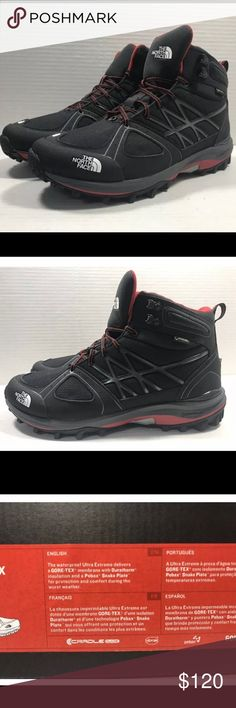 the best attitude ab066 cb27b The North Face Mens Ultra Extreme GTX GORTEX boots The North Face Mens  Ultra Extreme GTX