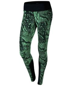 74dc4569d1898d Nike Epic Lux Printed Women s Running Tights 627060 Blue S for sale online