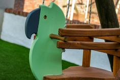 Fly away with our custom made Parrot swing and watch the giggles come to life Herb Farm, Play Yard, Baby Swings, Outdoor Fun, Parrot, Toddlers, Herbs, Babies, Watch