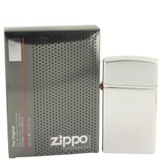Zippo Original by Zippo Eau De Toilette Spray Refillable 1.7 oz. Make an affluent and sophisticated statement by wearing a fragrance as elegant and refined as you: Zippo Original. Released in 2010 by Zippo Fragrances, this scent is destined to become a legendary force with fans of the Zippo lighter, and it is packaged in a lighter-shaped bottle to add to the fun of applying it. Opening notes of bergamot and violet leaf give way to a spicy heart of clary sage and pepper that dries down to a…