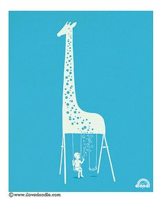 giraffe jungle gym? yes please!