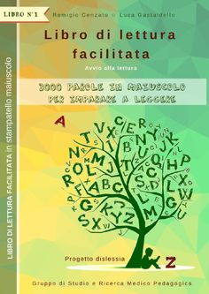 01 libro lettura stampato maiuscolo Italian Grammar, Italian Vocabulary, Learning Italian, Special Education, Back To School, Homeschool, Author, Teacher, Math