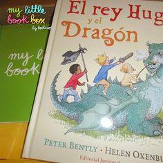 ¡A @unamamabloguera también le ha llegado su caja #mylittlebookbox de abril! http://www.mylittlebookbox.com/tienda/detalle/el-rey-hugo-y-el-dragon/