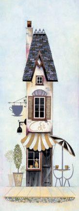 Tall Storeys I by Gary Walton