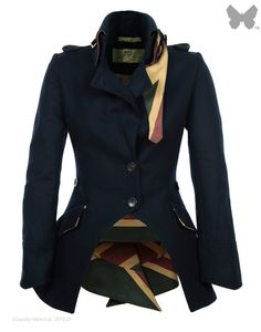 LiBErty FREEdom Sandhurst Jacket – Navy - Tweed / Wool Jackets - Jackets - Ladies   Country Attire