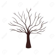 23860160-dead-tree-without-leaves-vector-illustration-tree-silhouette-bare.jpg 1,300×1,300 pixels