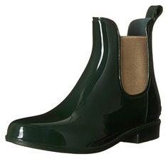 Lauren Ralph Lauren Tally Damen US 8 Grün Regenstiefel - Stiefel für frauen (*Partner-Link)