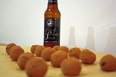 Brooklyn Black Chocolate Stout truffles